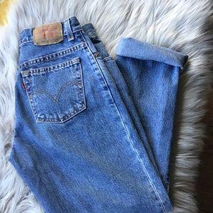Levi's 550 Vintage high waist jeans,classic fit